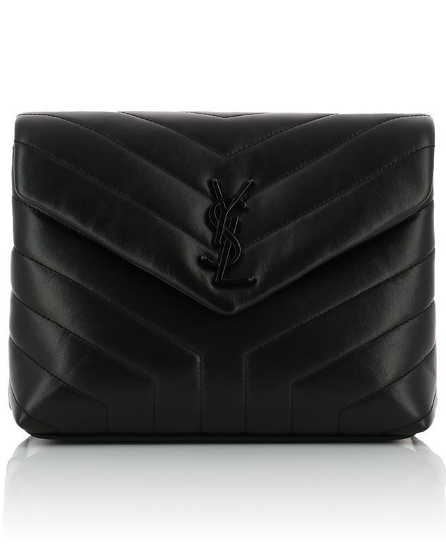 fb5e20e823 SAINT LAURENT PARIS Loulou Medium leather shoulder bag ...