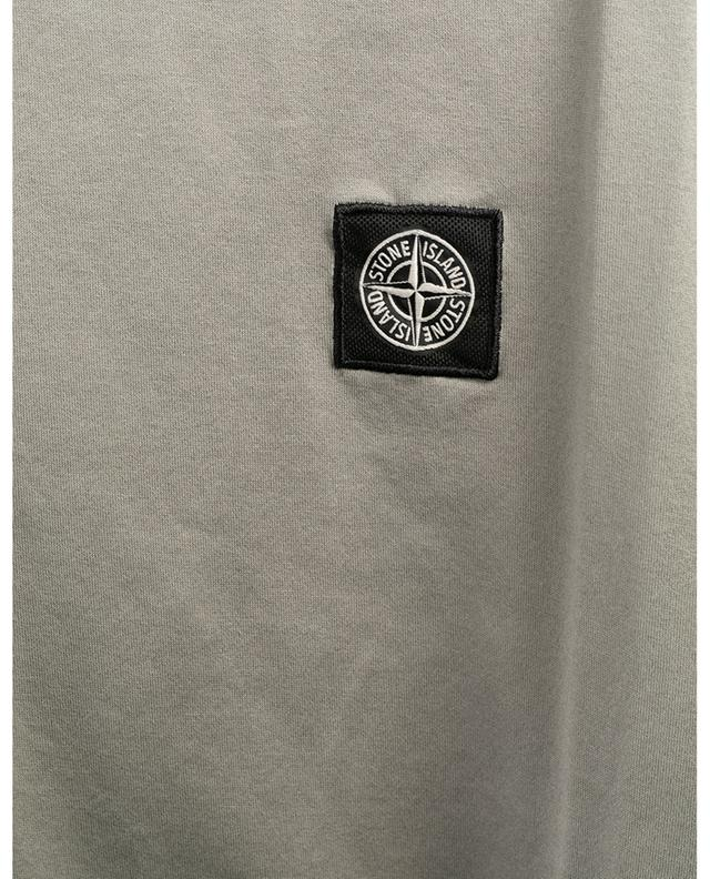 T-shirt en jersey patch logo Rose Des Vents STONE ISLAND