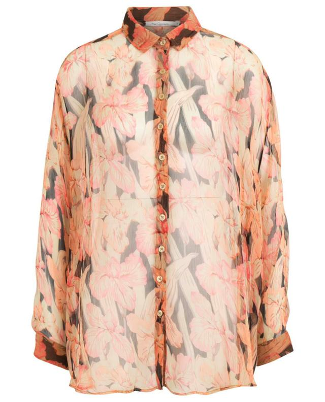 Chemise fleurie ample Chicory MES DEMOISELLES