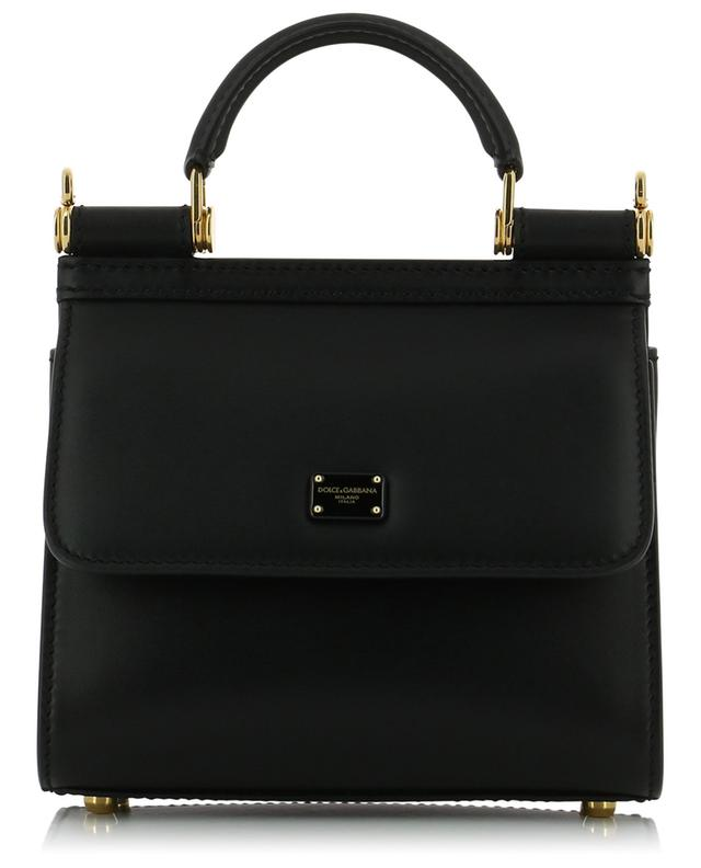 Sicily 58 Mini calf leather handbag DOLCE & GABBANA