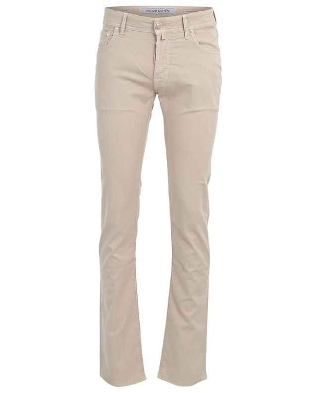 J688 slim fit cotton and lyocell blend jeans JACOB COHEN