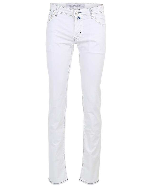 J622 slim fit jeans with contrasting topstitching JACOB COHEN