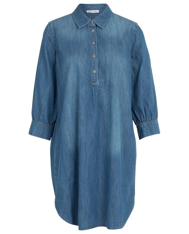 Saburo cotton denim dress HANA SAN