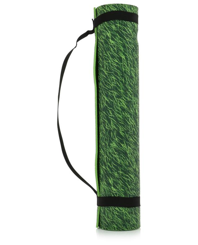 Grass print textured yoga mat DO IY
