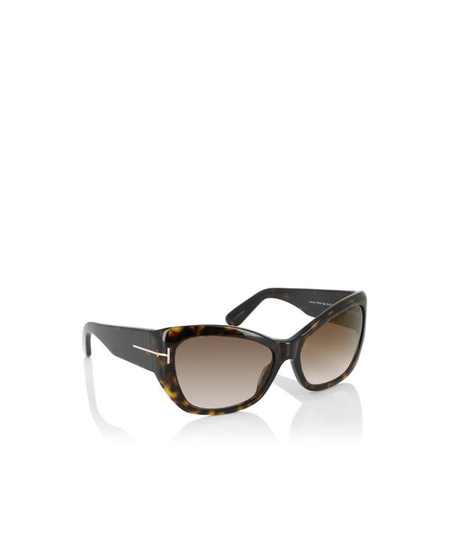Turtoiseshell sunglasses TOM FORD