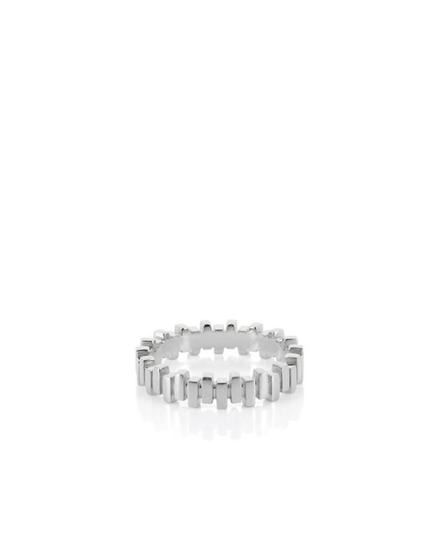 White gold and diamonds ring MISANELLI