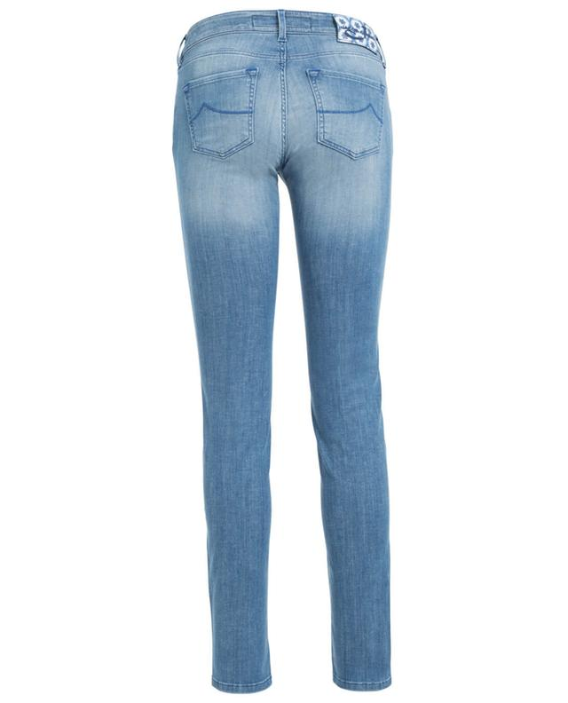 Light wash straight leg jeans JACOB COHEN