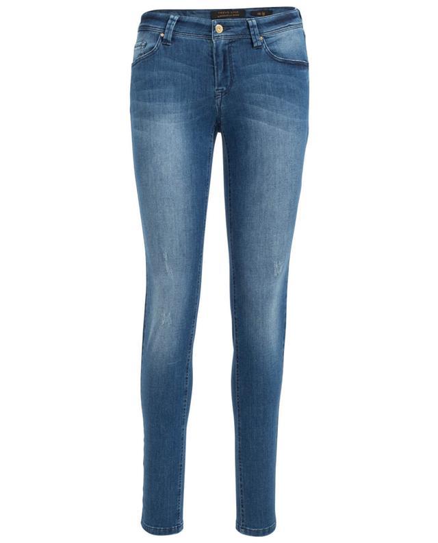 raffaello rossi slim jeans in light wash lightblue a26951 bongenie grieder. Black Bedroom Furniture Sets. Home Design Ideas