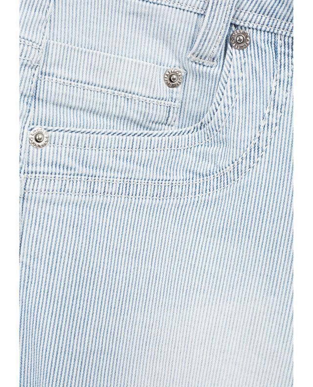 raffaello rossi slim fit striped jeans lightblue a26954 bongenie grieder. Black Bedroom Furniture Sets. Home Design Ideas