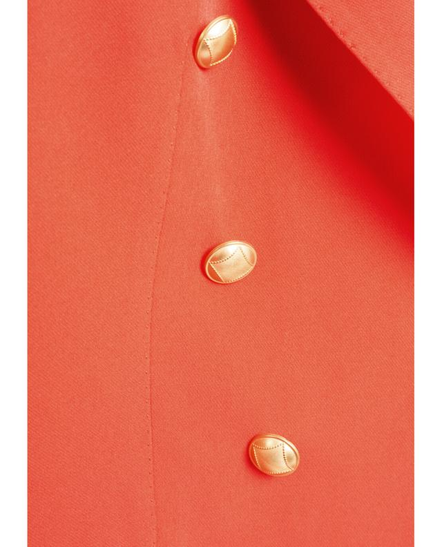 Tagliatore jacket with buttons red A28676-ROUG