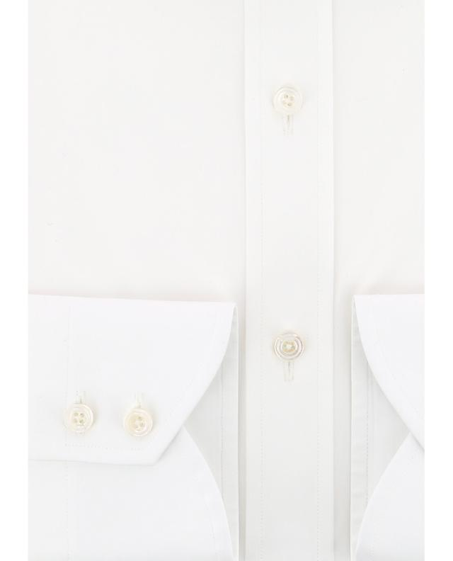 Tom ford chemise en coton blanc a29333