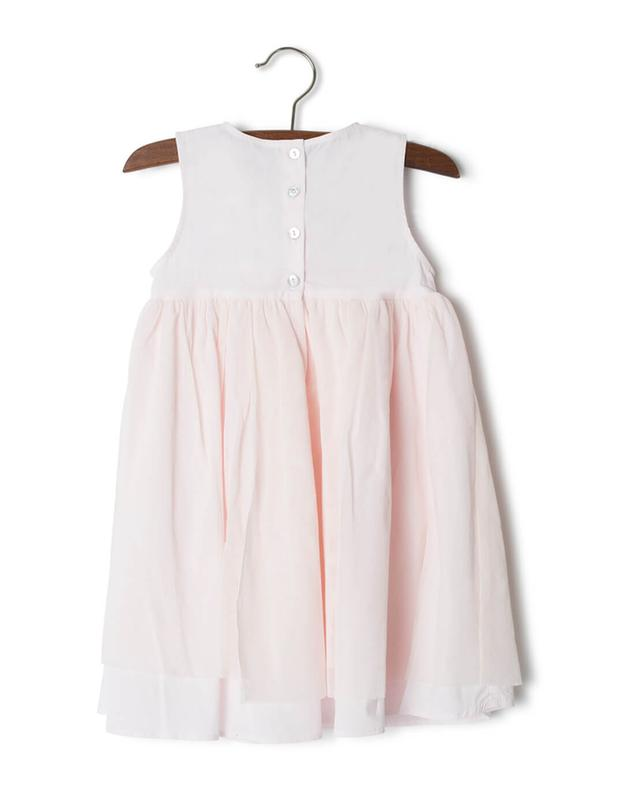 Cotton and tulle dress PER TE