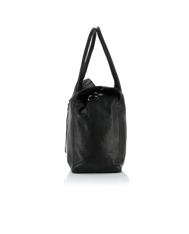Let&her leather bag black a32369