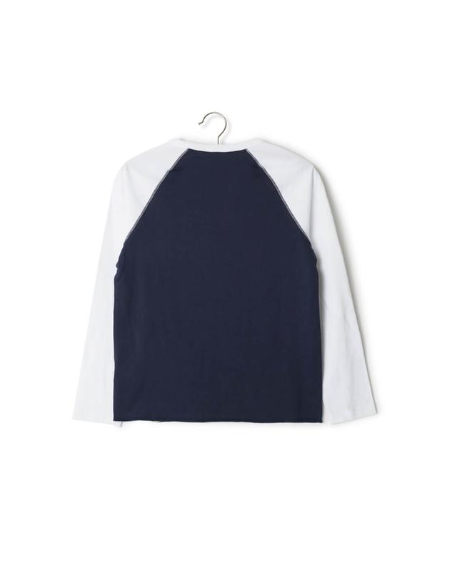 Long sleeved cotton T-shirt LITTLE MARC JACOBS