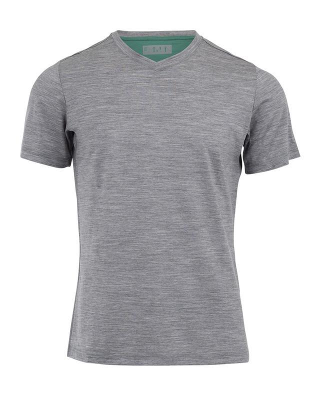 emyun t shirt aus merinowolle grau a37167 bongenie grieder. Black Bedroom Furniture Sets. Home Design Ideas