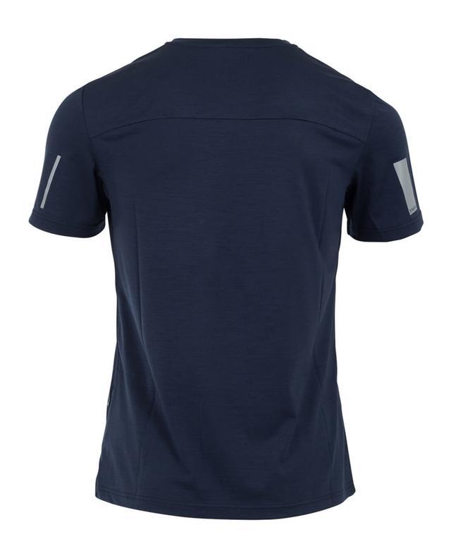 emyun t shirt aus merinowolle dunkelblau a37941 bongenie grieder. Black Bedroom Furniture Sets. Home Design Ideas