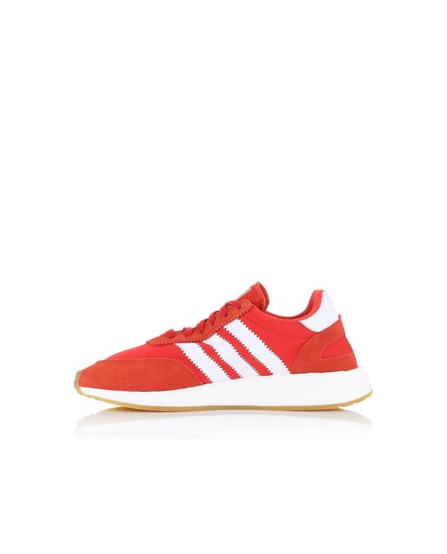 adidas originals sneakers aus stoff und wildleder iniki runner rot bg. Black Bedroom Furniture Sets. Home Design Ideas