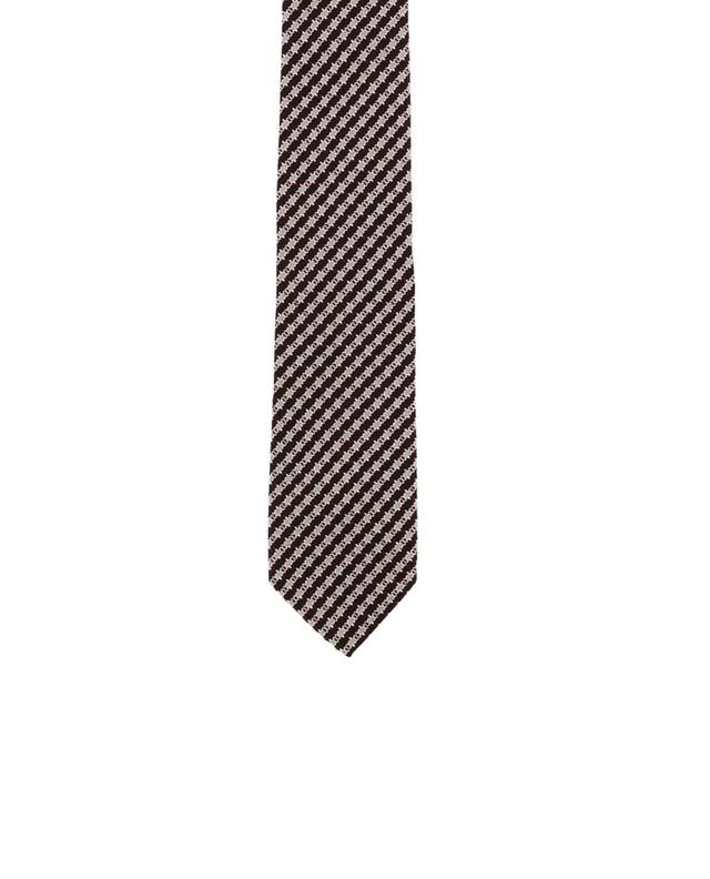 Silk blend tie TOM FORD
