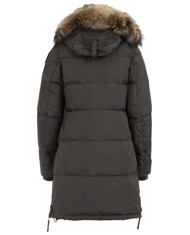 Parka avec fourrure Long Bear PARAJUMPERS
