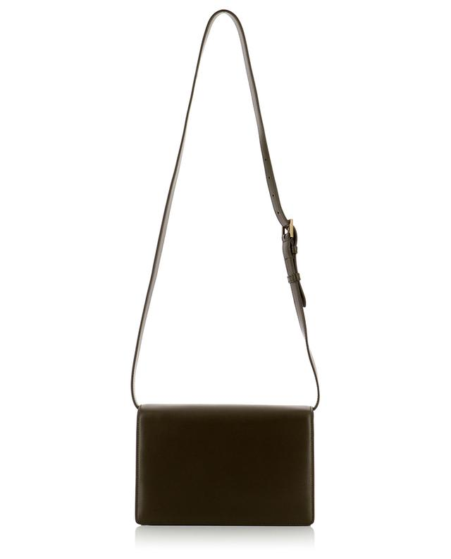 Bellechasse Medium leather and suede shoulder bag SAINT LAURENT PARIS