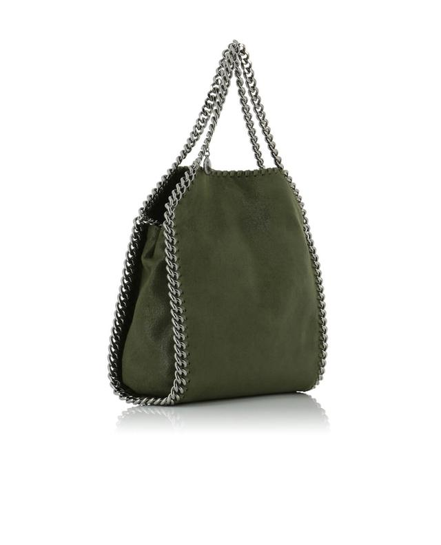 Falabella small faux-leather shoulder bag STELLA MCCARTNEY