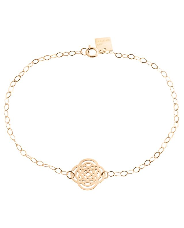 Bracelet en or rose Purity GINETTE NY