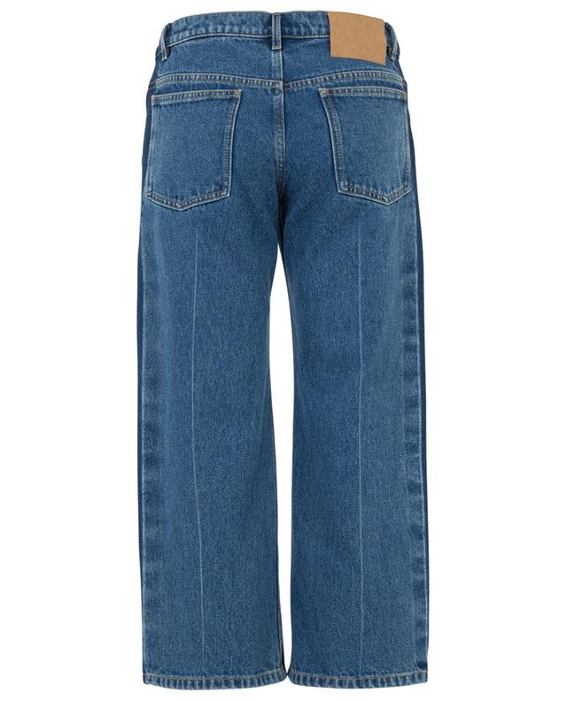 Rockabilly wide-leg cropped jeans BALENCIAGA
