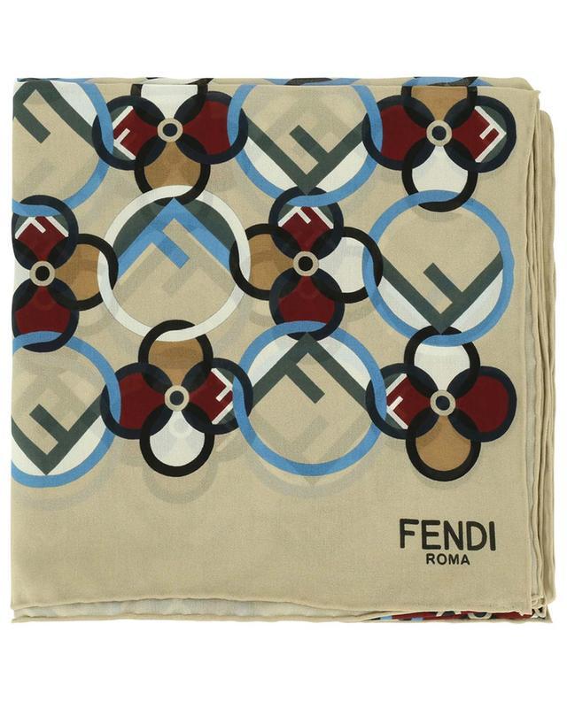 5003419369 FENDI F is Fendi silk stole - Bongénie-Grieder