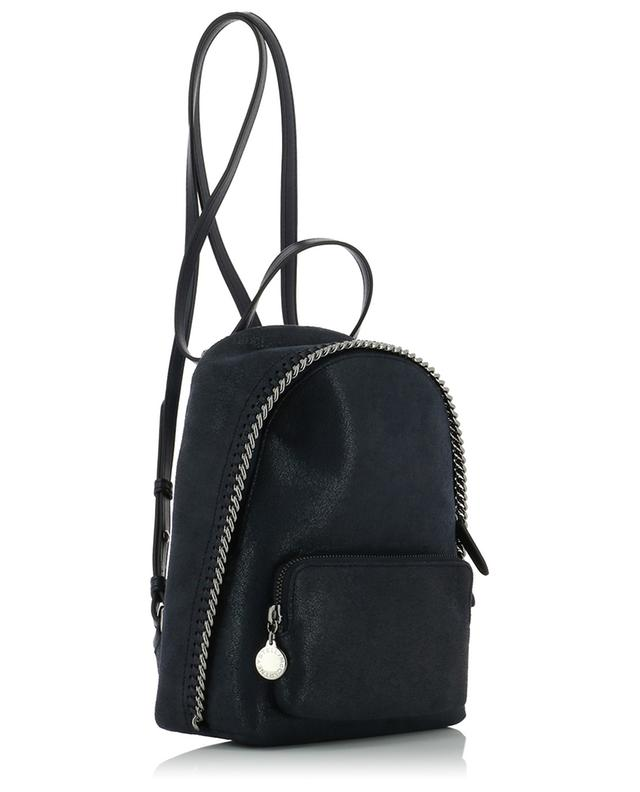 Mini-Rucksack Falabella Shaggy Deer STELLA MCCARTNEY