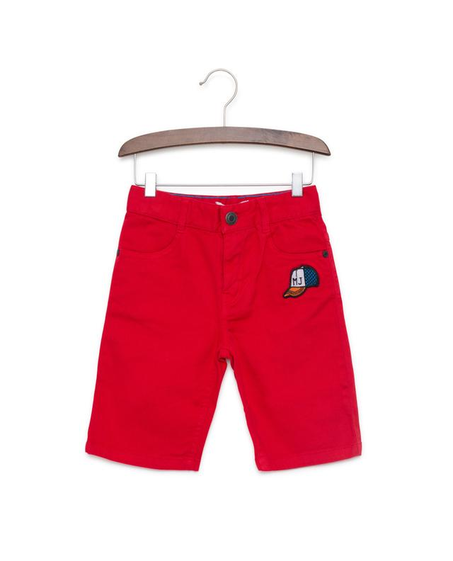 MJ denim Bermuda shorts LITTLE MARC JACOBS