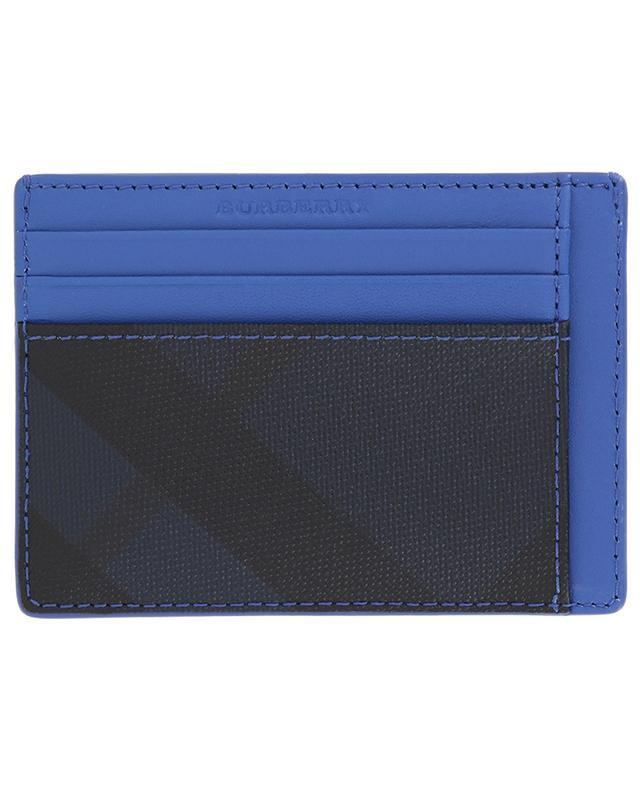 BURBERRY Leather card-holder - Bongénie-Grieder