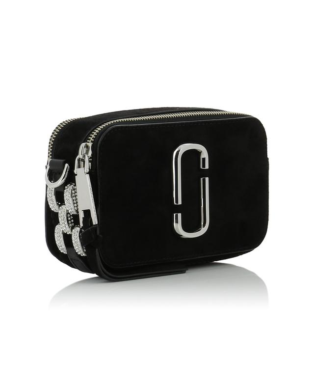 Small Snapshot Pave Chain shoulder bag MARC JACOBS