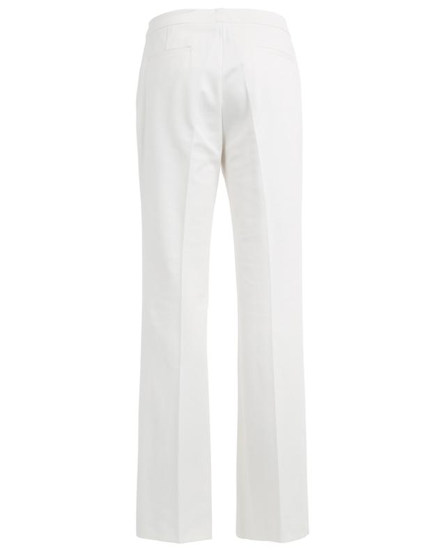 Flared viscose blend trousers MISSONI