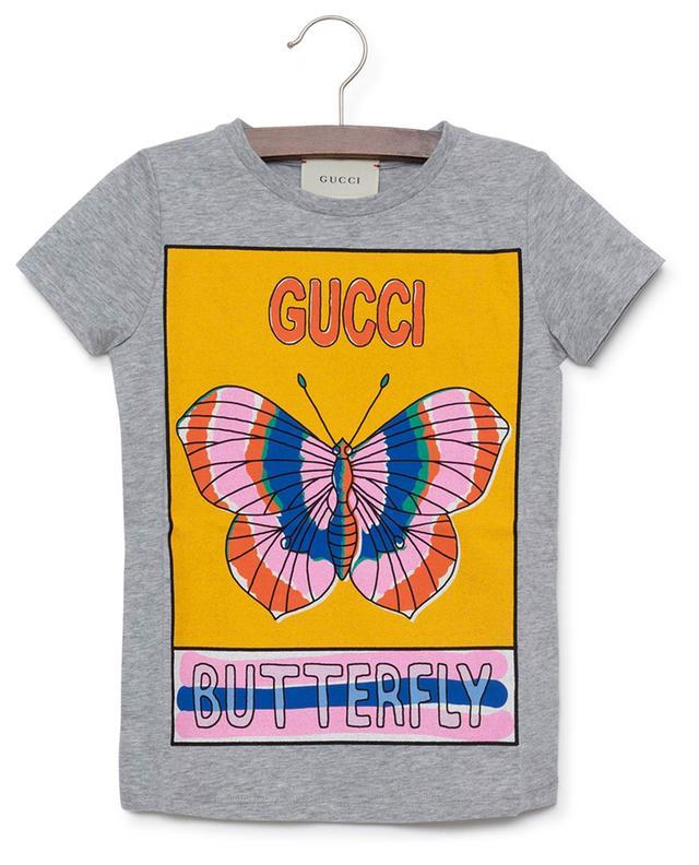 d027cfec GUCCI Bedrucktes T-Shirt aus Baumwolle - Bongénie-Grieder