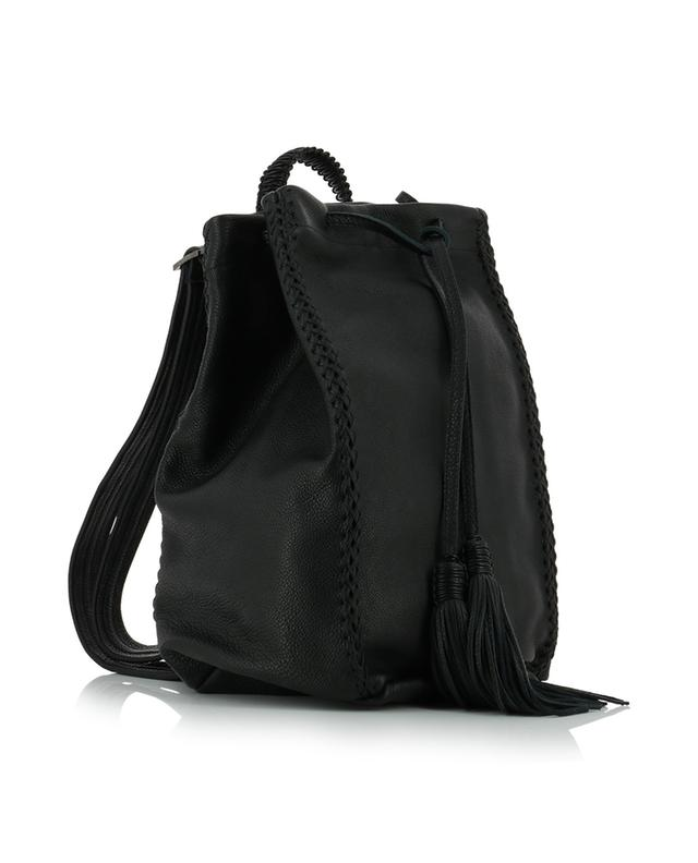 Erebus leather backpack CALLISTA