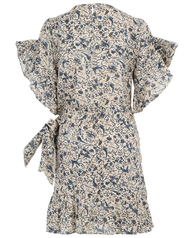 Delicia short linen dress ISABEL MARANT