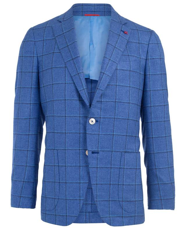 Gregory cashmere and silk blazer ISAIA