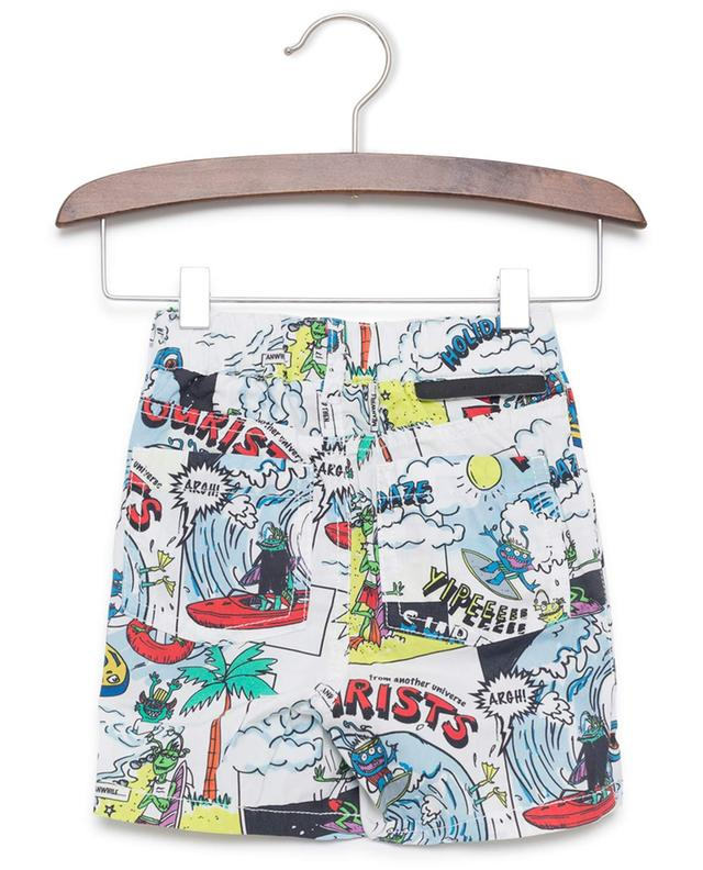 Lucas printed shorts STELLA MC CARTNEY