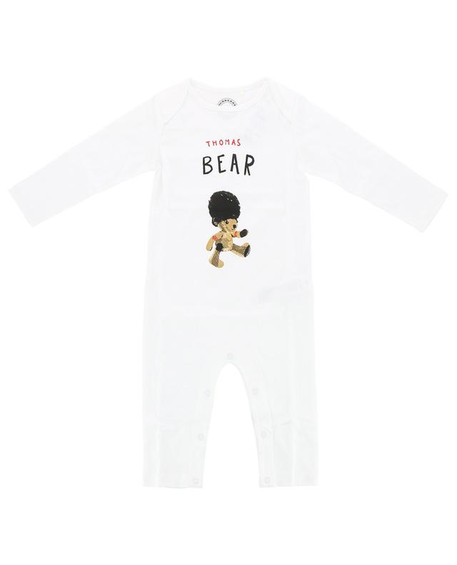 Three-piece baby set BURBERRY