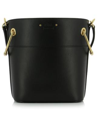 Roy small leather bucket bag CHLOE