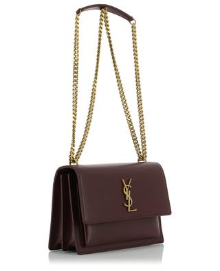 Sac porté épaule en cuir Sunset Medium SAINT LAURENT PARIS