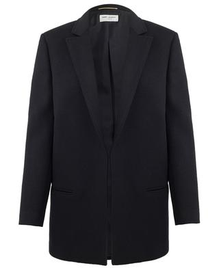 Manteau en laine SAINT LAURENT PARIS
