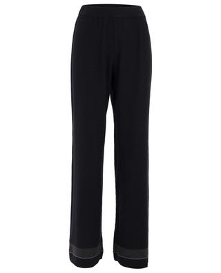 Cashmere knit trousers FABIANA FILIPPI