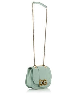 DG Amore Small calfskin shoulder bag DOLCE & GABBANA