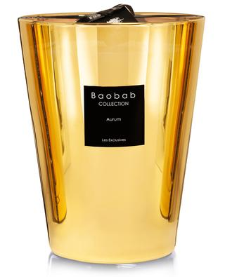 Bougie parfumée Les Exclusives Aurum Max 24 BAOBAB