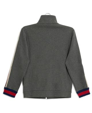 Sweat-shirt zippé Gucci Stripe GUCCI