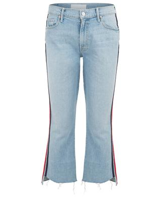 Used-Jeans The Insider Crop Step Fray Thanks, Again Racer MOTHER