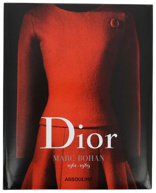 Dior by Marc Bohan coffee table book ASSOULINE