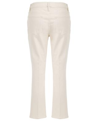 Jeans mit hoher Taille Le High Straight Winter White FRAME