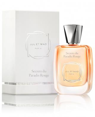 Parfum Secrets du Paradis Rouge - 50 ml JUL ET MAD PARIS